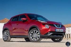Nissan Juke Rouge : photo nissan juke 2015 rouge ~ Melissatoandfro.com Idées de Décoration