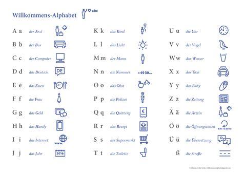 pin das deutsche alphabet  pinterest