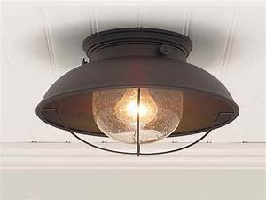 24 Flush Mount Light Small Flush Ceiling Fan With Light Outdoor Porch Ceiling