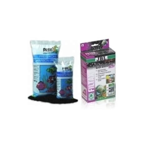 filtration aquarium eau de mer charbon actif fluidis 233 s