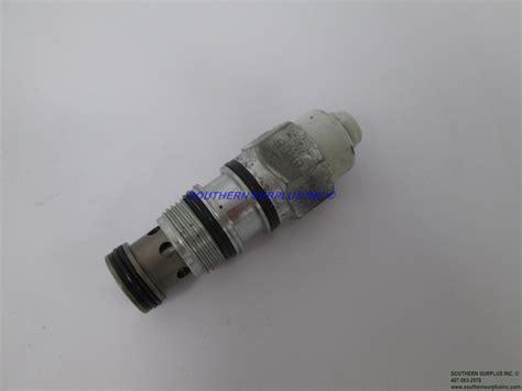 sun hydraulics   hydraulic counter balance valve dh  psi