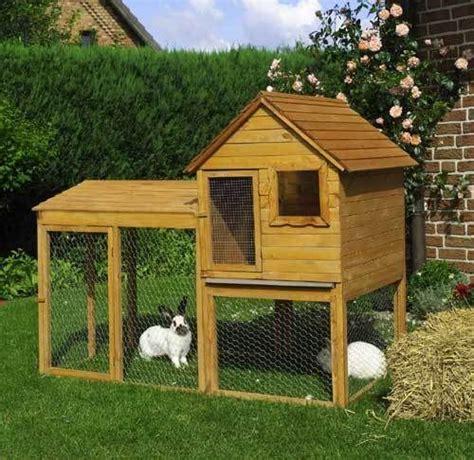 Hasenstall + Auslauf Freilauf Hasen Stall Kaninchen Haus