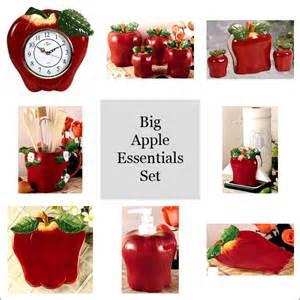 red apple kitchen decor kitchen and decor