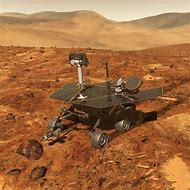 NASA Mars Rovers Spirit Opportunity