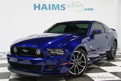 ford mustang dr coupe gt  haims motors