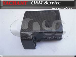 Carbon Fiber Fuse Box Cover Replacement Fit For Skyline R33 Gts Gtr