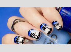 Lindisima Blog Diseños de uñas para la playa