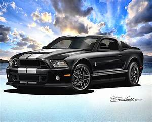 Ford Mustang Shelby Gt 500 2014 : 2013 2014 ford mustang fine art prints posters by danny ~ Kayakingforconservation.com Haus und Dekorationen