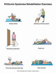 Piriformis syndrome rehab exercises. | Piriformis Syndrome ...