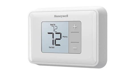 Honeywell Rthd Simple Display Non Programmable