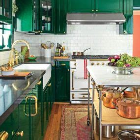 emerald green kitchen 15 modern kitchen cabinets for your ultra contemporary home 3561