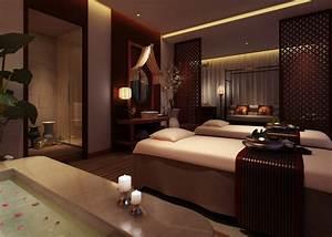 Massage Room Interior Design Spa - DMA Homes #46293
