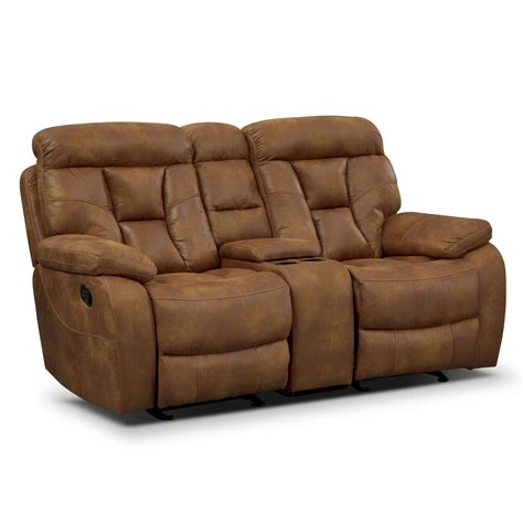 Reclining Loveseats by Loveseats Living Room Seating American Signature Furniture