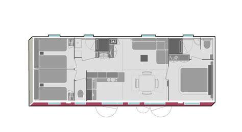 mobil home o hara 3 chambres mobil home evasion o 39 hara 1064 3 chambres 2 salles de bain