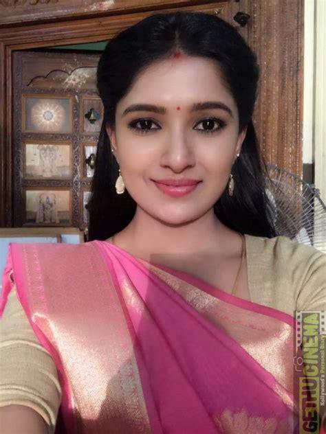 Serial Actress Vani Bhojan 2017 Latest Hd Gallery Gethu