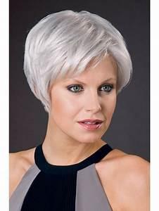 Vs Regular Size Chart Lace Front Short Cut Ladies White Hair Wigs