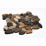 Pebblestone Shower Floor