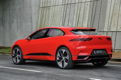 Jaguar I Pace Ev Is Already In Production The Torque Report