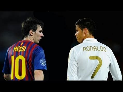 Is The Back-end Really Saying Lionel Messi Vs C. Ronaldo