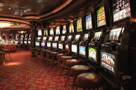 Which Cruise Ships Have The Best Casinos | Cruise1st Blog