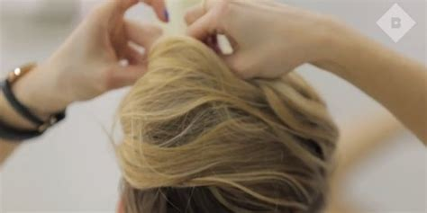 Master The Messy French Twist In Under 2 Minutes