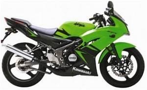 Diagram Kawasaki Ninja 150 R