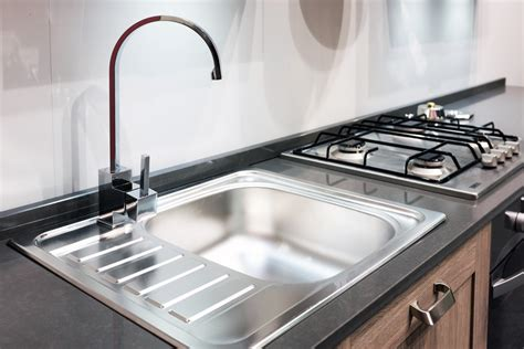 best sink material for kitchen best material for kitchen sink homesfeed 7779
