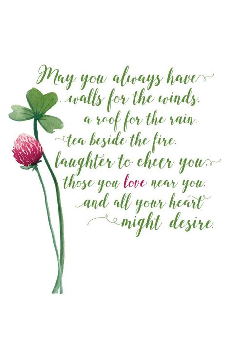 irish blessing  printable hey lets  stuff