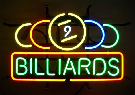 9 BALL BILLIARDS NEON SIGN : Desktop and mobile wallpaper ...