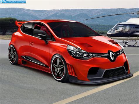 renault clio 4 tuning clio iv car interior design
