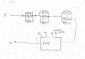 18650 Battery Wiring Diagram  Basic Series    Parallel