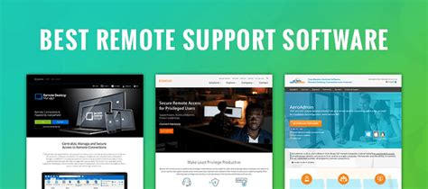 Best Free Remote Access 15 Best Free Remote Access Softwares Last Updated August