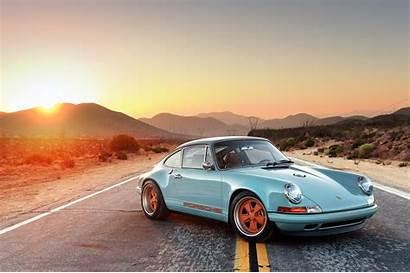 Porsche Singer 911 Parede Papel Desktop Targa