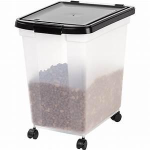 IRIS 50 lb. Airtight Pet Food Container & Reviews | Wayfair