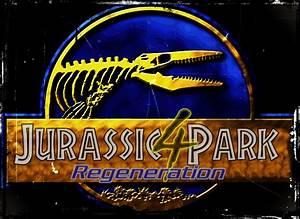 Jurassic Park 4 Regeneration - Aqua Logo by Superberserker ...