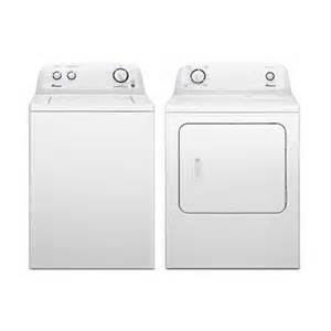 Amana Washer and Dryer Sets