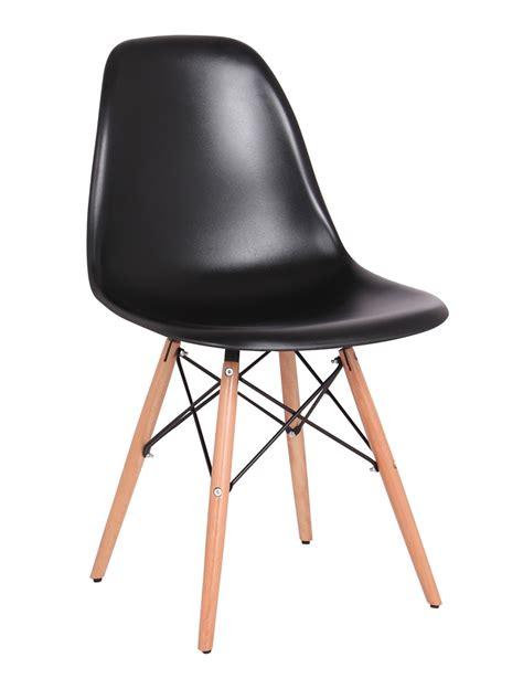 chaise en bois chaise en bois noir homeezy