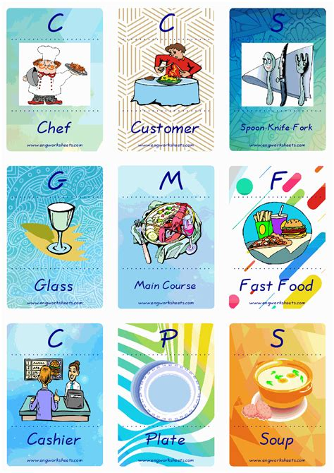 cooking verbs esl printable vocabulary worksheets