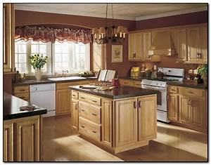Kitchen cabinet paint colors ideas home design for Kitchen colors with white cabinets with popular bumper stickers