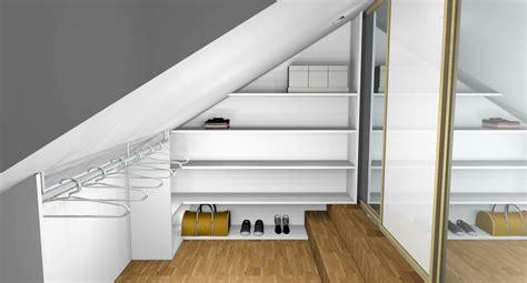 amenagement chambre sous comble chambre sous toit maximiser les espaces sous les combles