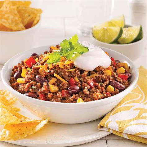 cuisiner mexicain 1000 idées sur le thème mexicain boeuf haché sur