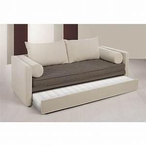Canape lit gigogne lyon meubles et atmosphere for Canapé lit lyon