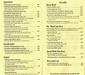 Menu for Basilic Vietnamese Grill (218 Commercial Blvd Fort Lauderdale FL, 33308)