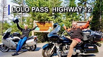 Motorcycle Camping - WINDING ROADS NEXT 99 MILES! (S2 EP22 ...