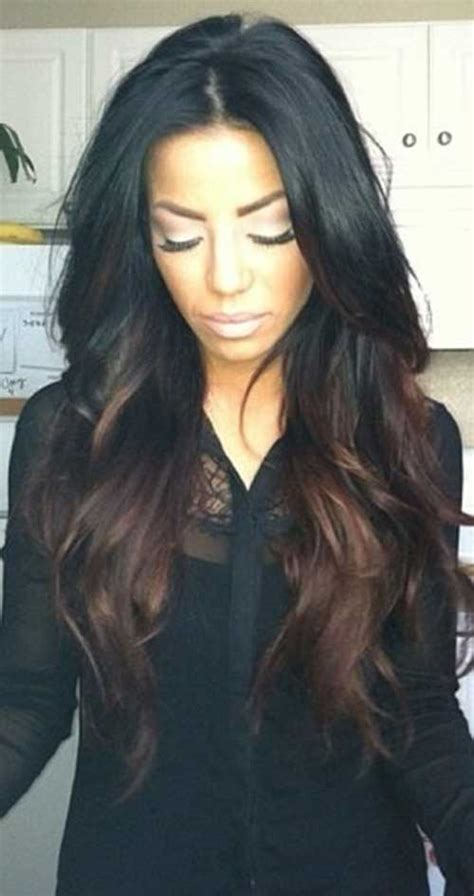 Color Hair Black by 25 Hair Color Ideas Hairstyles And Haircuts