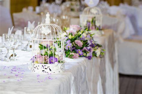 dekorasi meja pernikahan  tamu ndik home