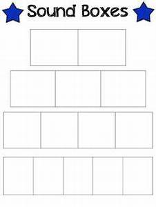 teaching ela phonics on pinterest phonics word With elkonin boxes template