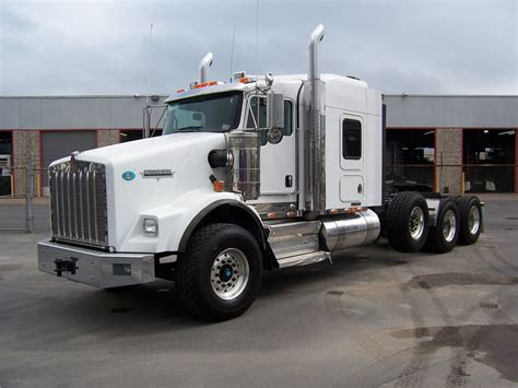 kenworth heavy customs kenworth t800