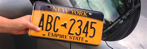 Motor Vehicle Registration Ny New York Dmv Sample