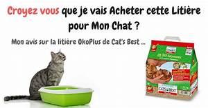 Litiere Chat Sans Odeur : mon avis sur la liti re okoplus par cats best ~ Premium-room.com Idées de Décoration